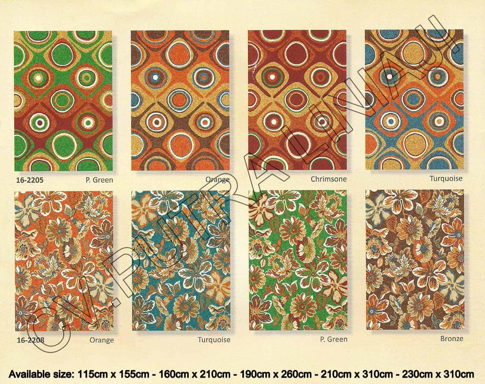 karpet moderno 9
