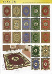 Karpet Shafira Collection 5