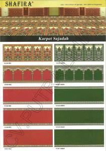 Karpet Shafira Collection 6