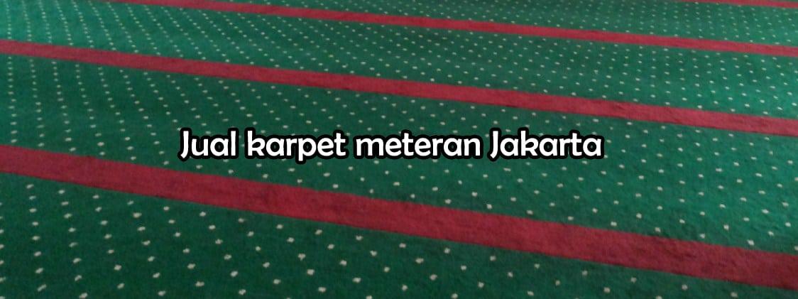 Jual karpet meteran Jakarta