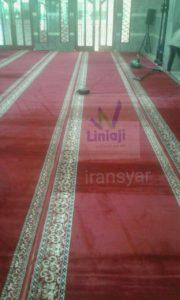 Karpet Iransyar Merah
