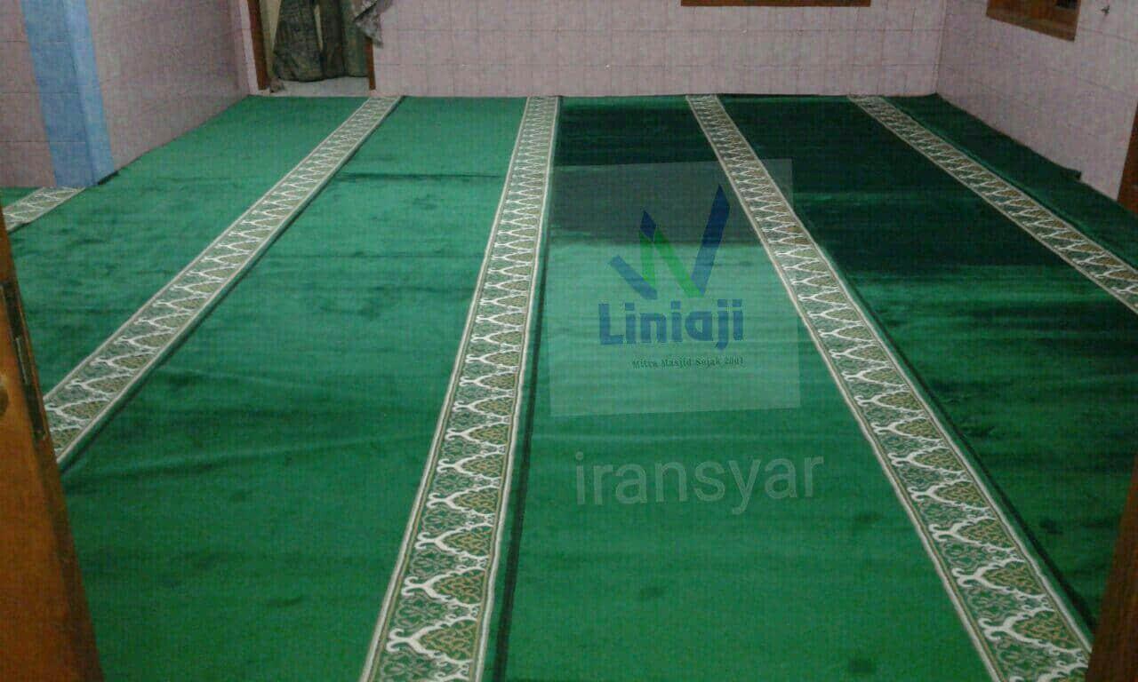 Karpet Iranshar Hijau