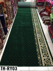Karpet Masjid Turki New Royal Tebriz TH-RY03