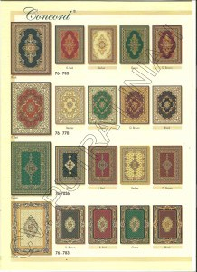 Karpet Concord Collection 1