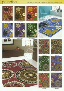 Karpet Paradise Collection 4