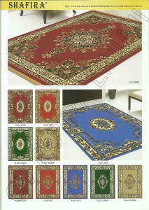 Karpet Shafira Collection 1