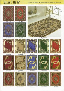 Karpet Shafira Collection 3