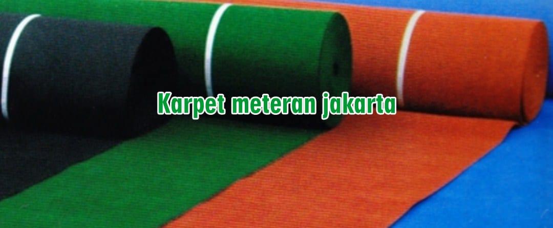 Karpet meteran Jakarta