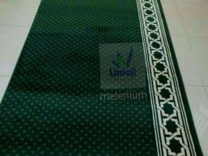 Karpet Masjid Melenium Hijau