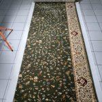 Karpet Hijau di Masjid Nabawi
